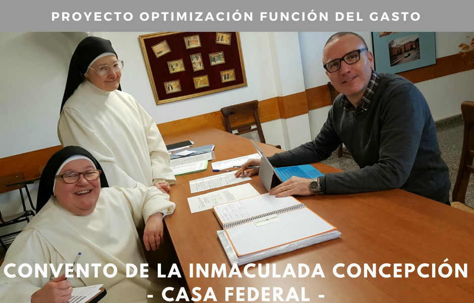 Optimización del Gasto en los Conventos de Clausura