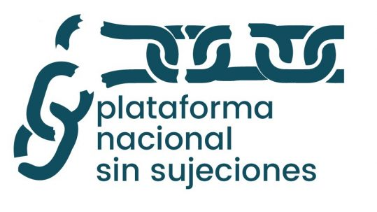 LOGO PLATAFORMA NACIONAL SIN SUJECIONES