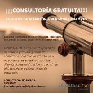 Consultoría gratuita DIGNITAS VITAE